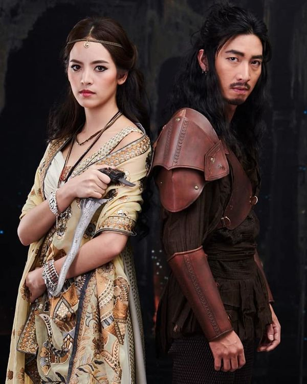 4 phim Thái sắp ra mắt nửa cuối 2019 do Broadcast Thai TV sản xuất cho Đài CH3 7