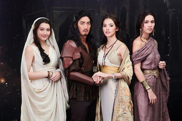 4 phim Thái sắp ra mắt nửa cuối 2019 do Broadcast Thai TV sản xuất cho Đài CH3 8