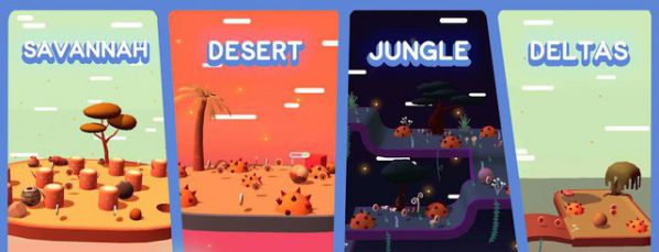 Đề nghị chơi ngay 6 game mobile siêu hấp dẫn cho điện thoại yếu 8