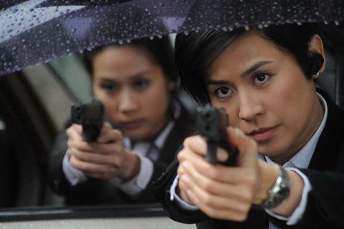 Tổng hợp những bộ phim hay nhất của 'Nhất tỷ' TVB Tuyên Huyên 4