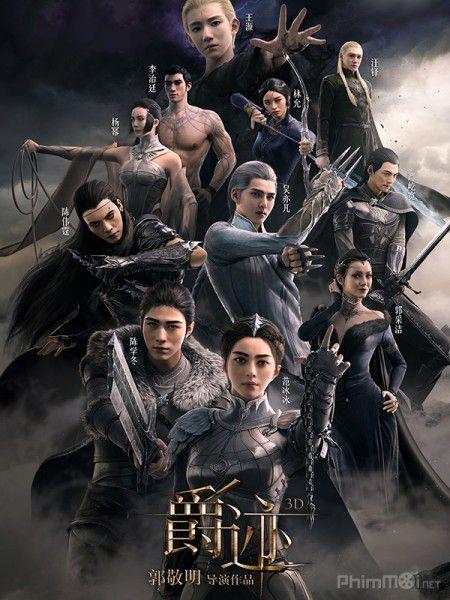 Tổng hợp phim của Vương Tuấn Khải, Vương Nguyên, Dịch Dương Thiên Tỉ 7