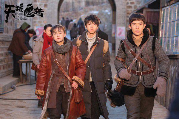 Tổng hợp phim của Vương Tuấn Khải, Vương Nguyên, Dịch Dương Thiên Tỉ 9