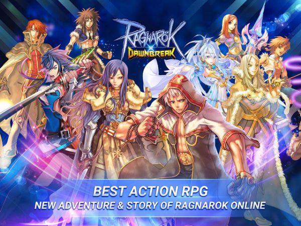 Top game mobile RPG phong cách anime hay nhất năm 2019 (P2) 2
