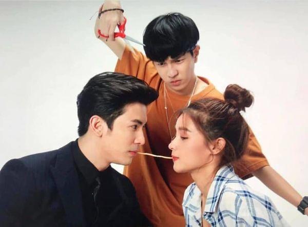 """Vill Wannarot và Son Yuke đóng chính trong """"Hoàng Tử Ếch"""" bản Thái 3"""