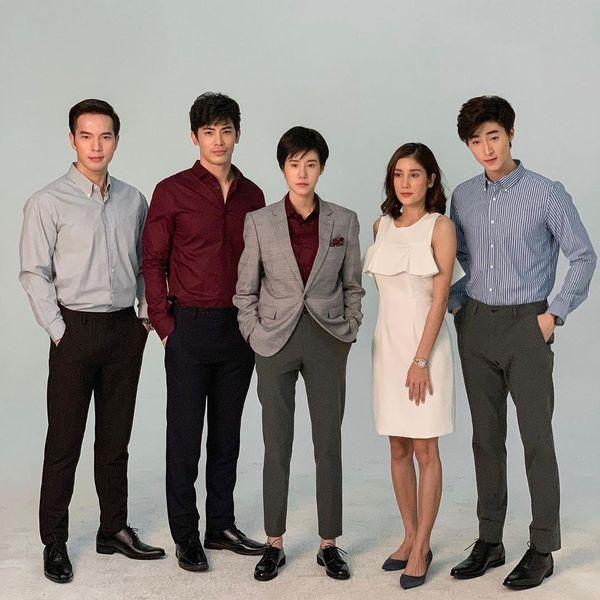 2 phim mới 2019 của Esther Supreeleela với Pong Nawat và Son Yuke 12