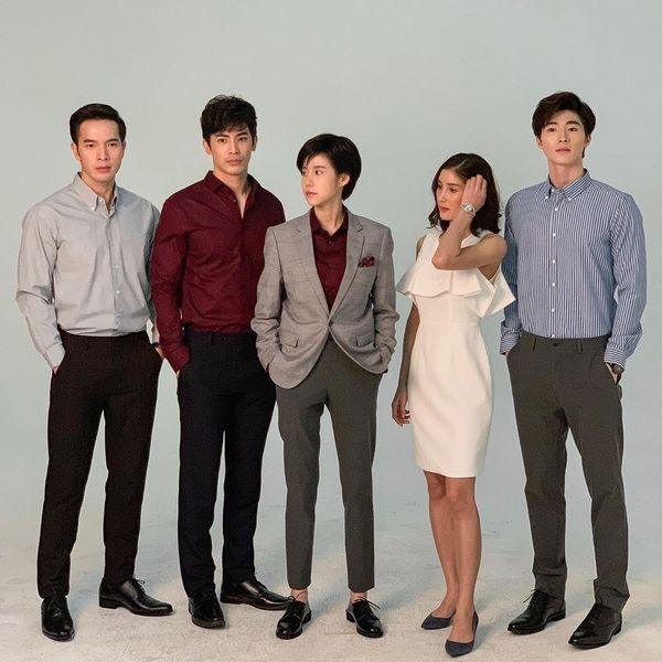 2 phim mới 2019 của Esther Supreeleela với Pong Nawat và Son Yuke 14