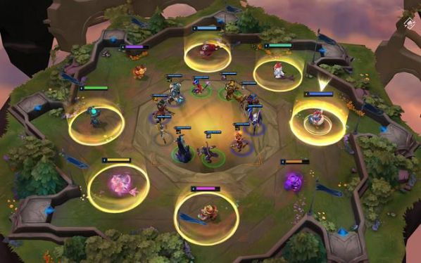 3 game Autobattlers: Dota Underlords, Auto Chess... nổi tiếng nhất hiện nay4