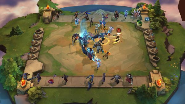 3 game Autobattlers: Dota Underlords, Auto Chess... nổi tiếng nhất hiện nay 6