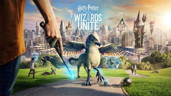 Cách chơi game Harry Potter: Wizards Unite dành cho người mới 3