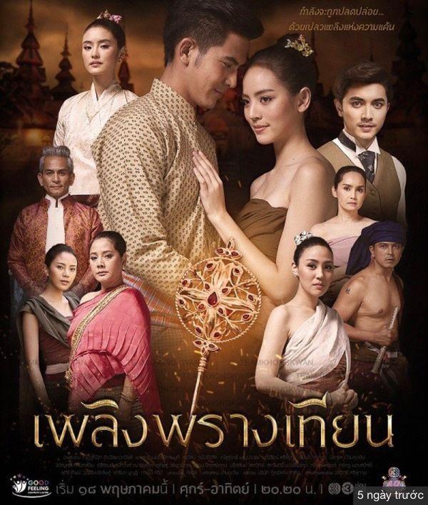 """""""Plerng Prang Tian/Lửa Giấu Nến"""": Khi kẻ thứ ba được khán giả bênh vực 4"""