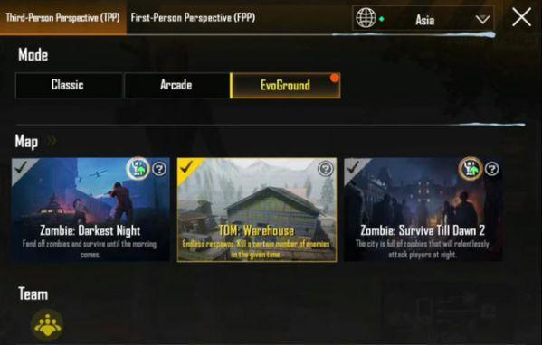 PUBG Mobile: Mẹo chơi cực kỳ hữu ích ở chế độ Team DeathMatch 1