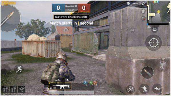 PUBG Mobile: Mẹo chơi cực kỳ hữu ích ở chế độ Team DeathMatch 5