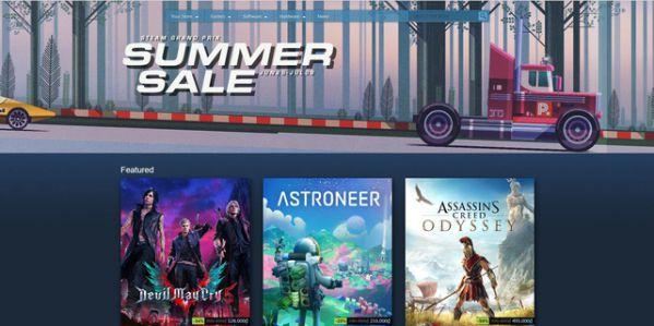Steam Summer Sale 2019: Loạt bom tấn AAA đang giảm giá cực sốc 1