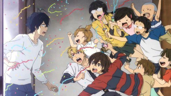 """Top 10 anime """"feel-good"""" sau những ngày thi cử, làm việc căng thẳng 3"""