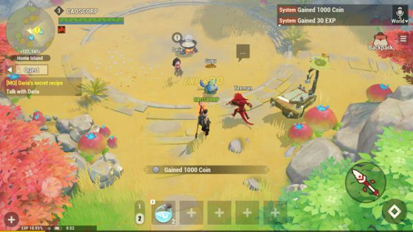 Top 5 game mobile nhập vai cực hay, chỉ nhìn thôi đã bị đứng hình 6