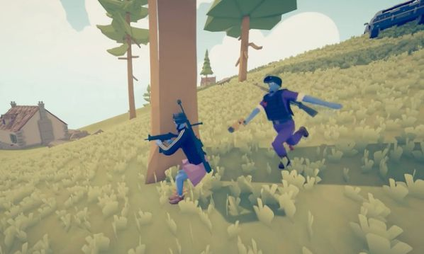 5 game online thể loại battle royale mới ra mắt lại Free trên Steam 10