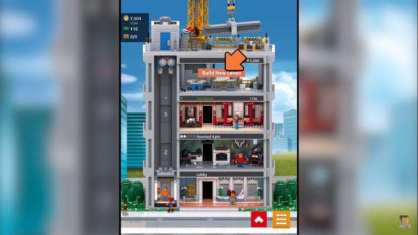 6 điểm lưu ý cực kỳ quan trọng khi bạn chơi game LEGO Tower 4