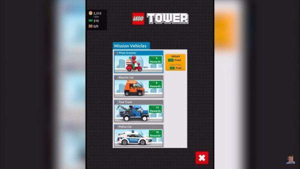 6 điểm lưu ý cực kỳ quan trọng khi bạn chơi game LEGO Tower 5