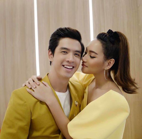 """Film Thanapat tái hợp Bee Namthip trong """"Tôi Là Kim Sam Soon bản Thái"""" 5"""