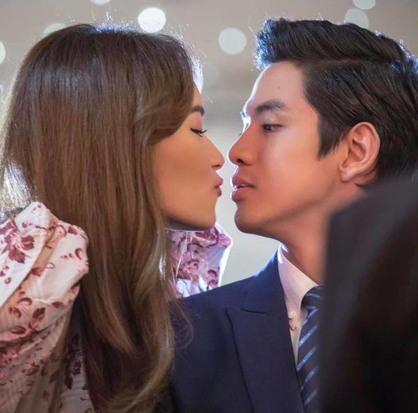 """Film Thanapat tái hợp Bee Namthip trong """"Tôi Là Kim Sam Soon bản Thái"""" 6"""
