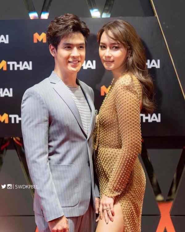 """Film Thanapat tái hợp Bee Namthip trong """"Tôi Là Kim Sam Soon bản Thái"""" 7"""