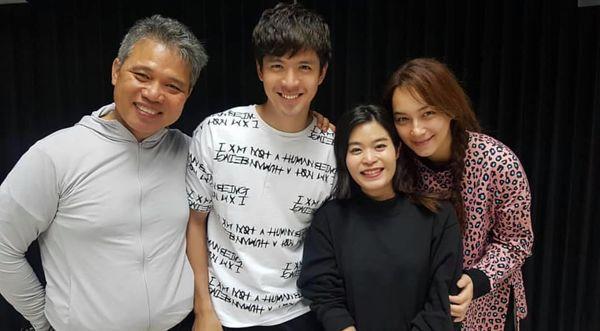 """Film Thanapat tái hợp Bee Namthip trong """"Tôi Là Kim Sam Soon bản Thái"""" 10"""