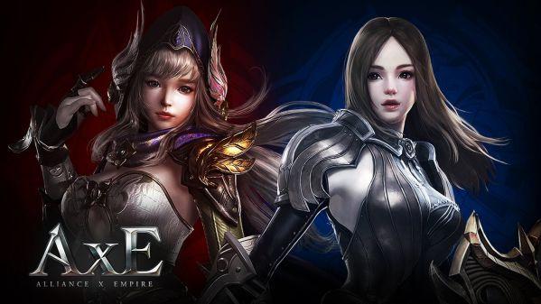 GAMOTA chính thức phát hành AxE: Alliance x Empire tại Việt Nam 6