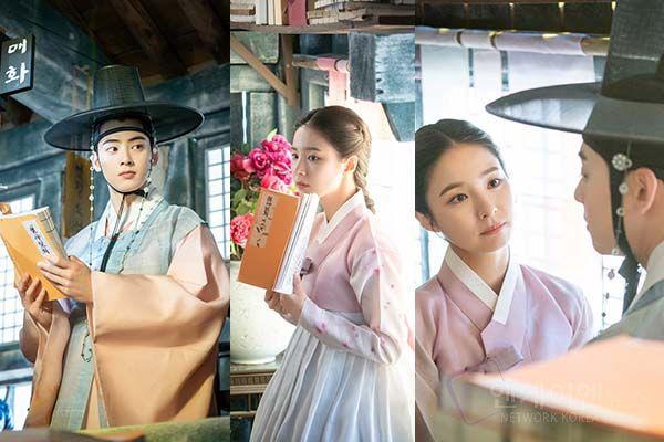 """Tại sao phải xem """"Nhà Sử Học Goo Hae Ryung"""" của Cha Eun Woo và Shin Se Kyung?8"""