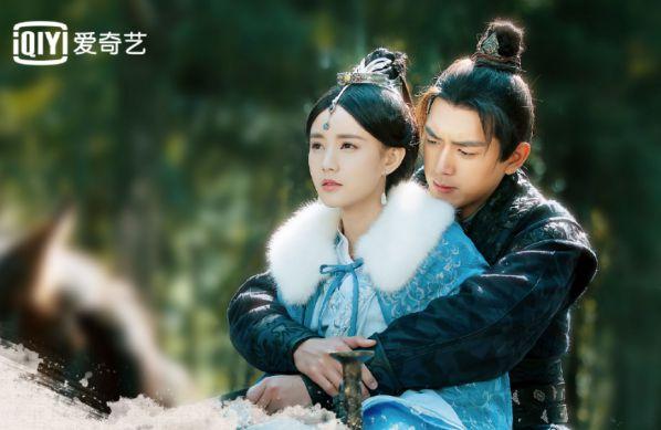 3 phim truyền hình cổ trang dân quốc Hoa ngữ lên sóng tháng 8/2019 4