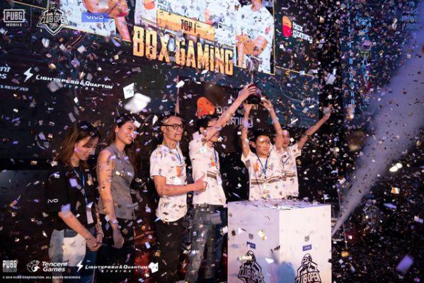 4 Đội hot nhất vòng chung kết PUBG Mobile - PMCO Mùa Thu 2019 2