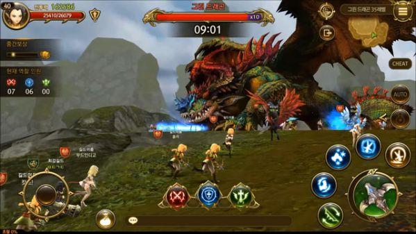 """4 game mobile mới ra """"đánh nhau tóe lửa"""" dành cho fan nhập vai 10"""