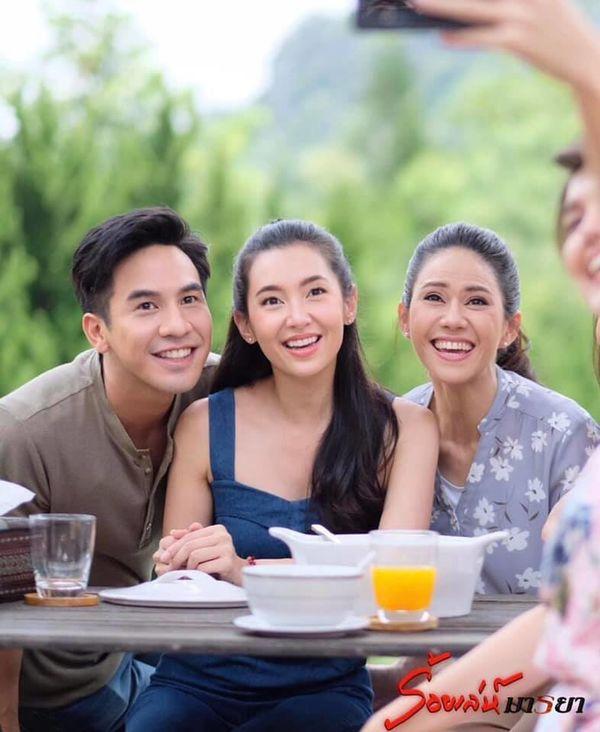 5 phim Thái siêu hot của Bella, Mark, James Ji, Taew lên sóng cuối 2019 2