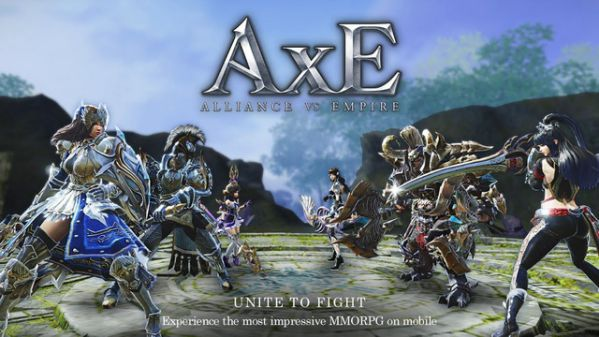 AxE, Auto Chess và TS Online Mobile ra mắt cuối 2019 tại Việt Nam 3