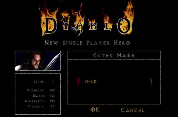 Chơi ngay Huyền thoại Diablo 1 trực tiếp trên trình duyệt máy tính 3
