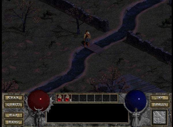 Chơi ngay Huyền thoại Diablo 1 trực tiếp trên trình duyệt máy tính 4