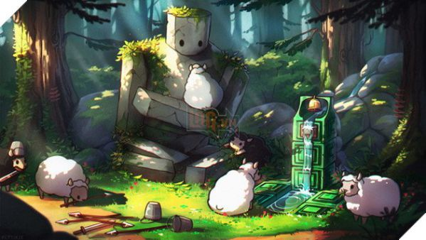 Minecraft: Tổng hợp các động vật và quái vật ở chế độ Survival 2
