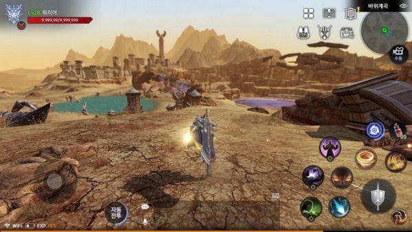 """MMORPG """"AxE: Alliance x Empire"""" sở hữu những ưu điểm nổi bật nào? 1"""