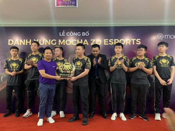 Mocha ZD Esports đại diện Liên Quân Mobile tham gia SEA Games 30 14