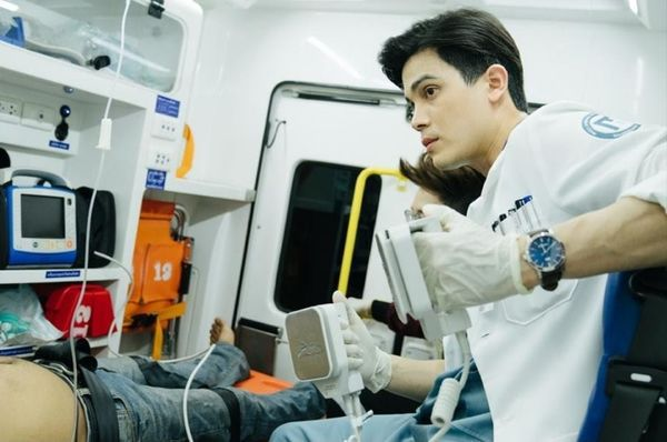 """""""My Ambulance - Yêu Giằng Co Anh Cấp Cứu"""" gây sốt vì Trailer và OST 10"""