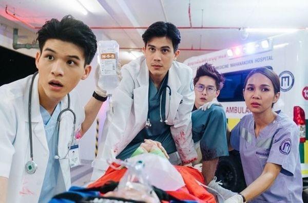 """""""My Ambulance - Yêu Giằng Co Anh Cấp Cứu"""" gây sốt vì Trailer và OST 11"""
