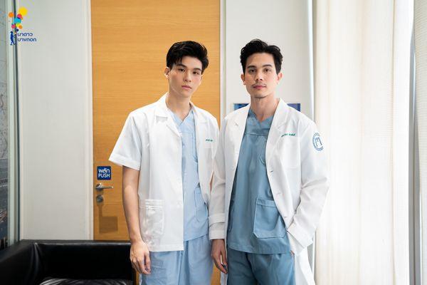 """""""My Ambulance - Yêu Giằng Co Anh Cấp Cứu"""" gây sốt vì Trailer và OST 12"""