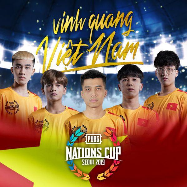 PUBG Nations Cup 2019: Xếp hạng Việt Nam đứng trên cả Trung Quốc 1