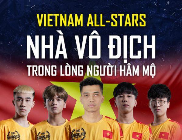 PUBG Nations Cup 2019: Xếp hạng Việt Nam đứng trên cả Trung Quốc 3