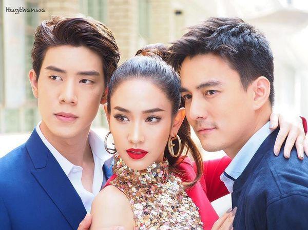 Tên và lịch phát sóng 3 bộ phim Thái Lan của đài CH7 trong tháng 9/2019 4