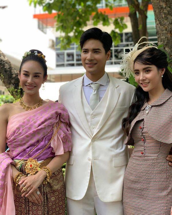 Tên và lịch phát sóng 3 bộ phim Thái Lan của đài CH7 trong tháng 9/2019 5