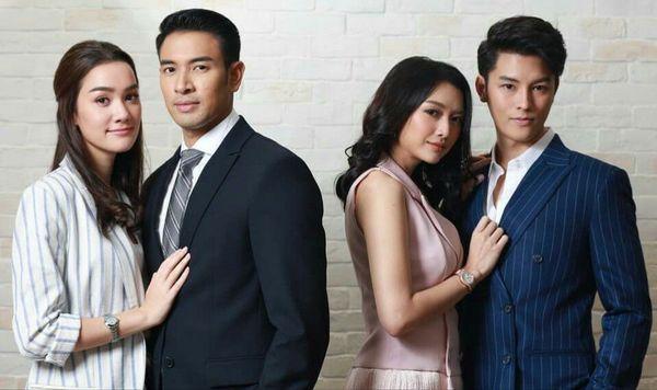 Top 10 phim Thái Lan của đài CH3 đạt rating cao nhất nửa đầu 2019 12