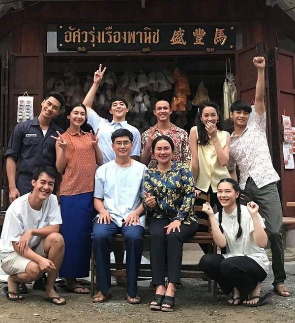 Top 10 phim Thái Lan của đài CH3 đạt rating cao nhất nửa đầu 2019 7