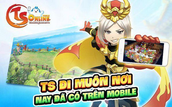 4 tựa game di động sẽ được phát hành tại Việt Nam tháng 9 2