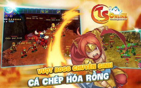 4 tựa game di động sẽ được phát hành tại Việt Nam tháng 9 3