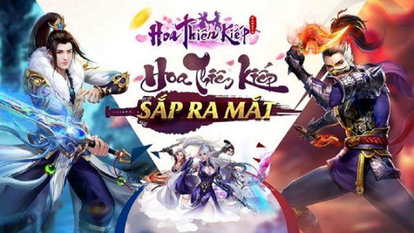 4 tựa game di động sẽ được phát hành tại Việt Nam tháng 9 8